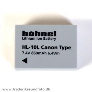 Hähnel HL-10L/Canon NB-10L