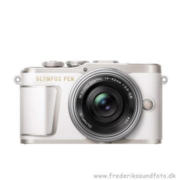 Olympus PEN E-PL9 14-42mm EZ hvid