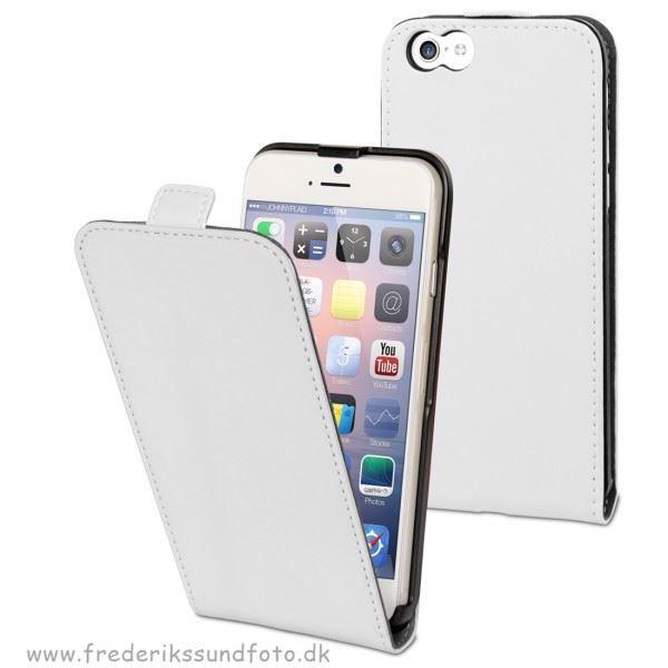 Muvit iPhone 6 / 6S Slim Case Hvid