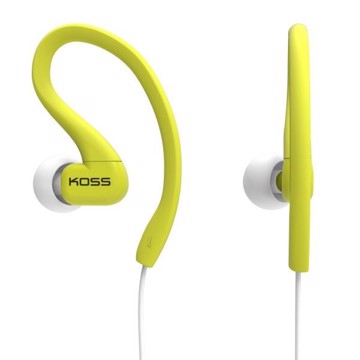 Koss FitClip Lime In-Ear KSC32L