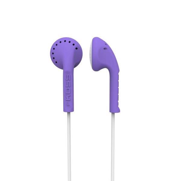 Koss KE-10V In-Ear Lilla Hovedtelefon