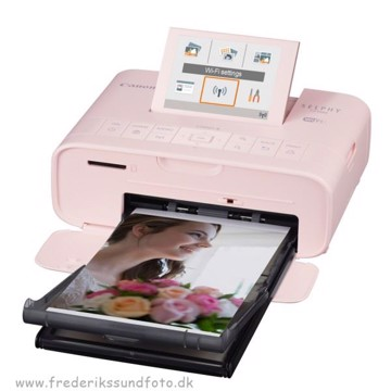 Canon Selphy CP1300 10x15 Wi-Fi printer pink