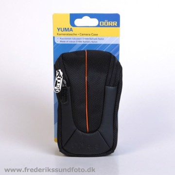 Dörr Yuma M Kamera etui Sort/Orange