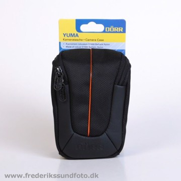 Dörr Yuma L Kamera etui Sort/Orange
