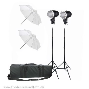 Dörr Ecoline 110 Studioflash Kit