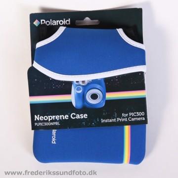 Instax blå Neopren taske til Polaroid/Instax
