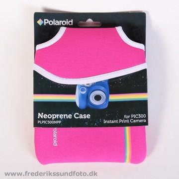 Instax pink Neopren taske til Polaroid/Instax