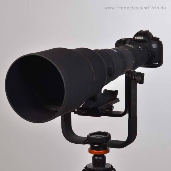 Sigma 300-800mm f:5,6 EX IF HSM t/Canon