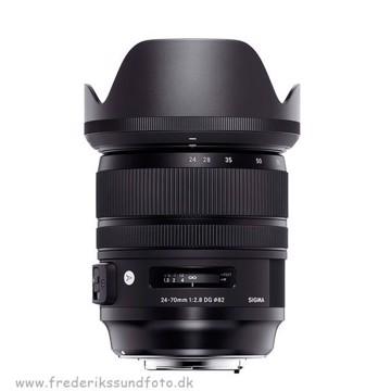 Sigma 24-70mm f/2.8 ART DG OS HSM t/ Nikon