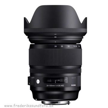 Sigma 24-105mm F/4.0 DG OS HSM ART t/Nikon