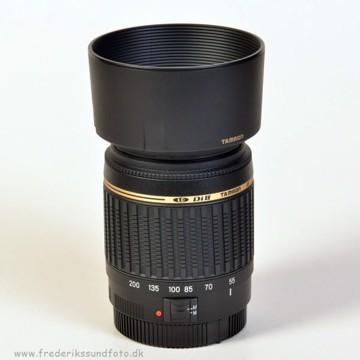 TAMRON AF 55-200 til Canon