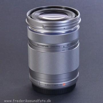 Olympus 40-150mm f/4,0-5,6 silver micro4/3