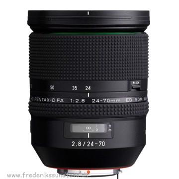 Pentax-D FA 24-70mm f/ 2.8 HD SDM WR