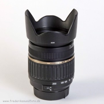 Tamron 18-200mm DI II til Pentax