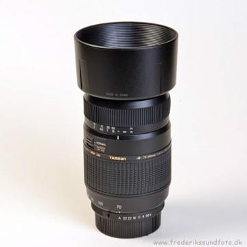TAMRON AF 70-300mm f:4-5,6 til Pentax