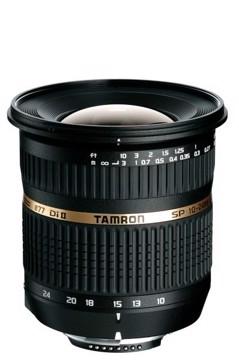 Tamron SP AF10-24mm f:3.5-4,5 Di II t/Canon