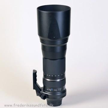 Tamron SP 150-600 Di VC t/Nikon