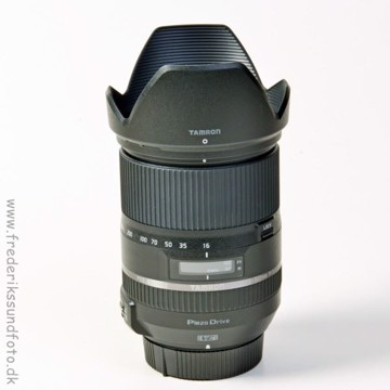 Tamron 16-300mm Di II VC PZD Macro t/Nikon