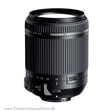Tamron 18-200mm f/3.5-6.3 Di II VC t/Canon
