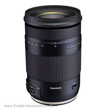 Tamron 18-400mm f/3.5-6.3 Di II VC HLD til Nikon