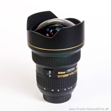 Nikon AF-S 14-24mm f:2,8G ED  *Casback 745,-