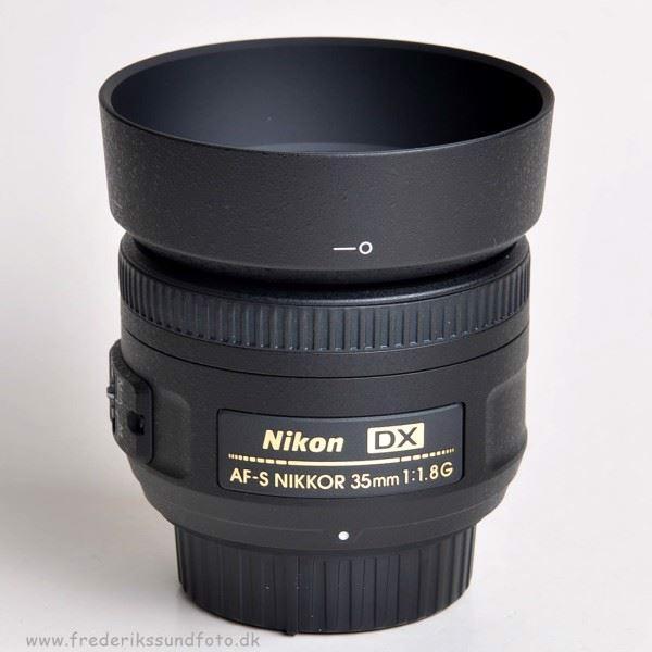 Nikon AF-S DX Nikkor 35mm f:1,8G