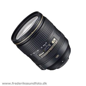 Nikon AF-S 24-120 mm f:4,0G ED VR
