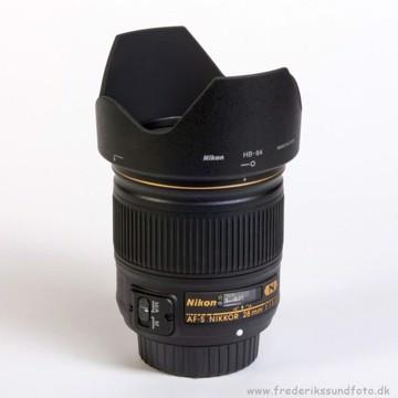 Nikon AF-S 28mm f: 1.8G *Csahback 375,-