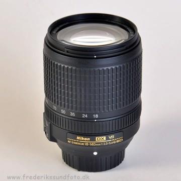 Nikon AF-S DX 18-140mm ED VR f:3,5-5,6G