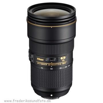 Nikon AF-S 24-70mm f/2.8E ED VR *Cashback 1120,-