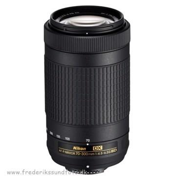 Nikon AF-P DX 70-300mm f/4.5-6.3 G ED *Cashback