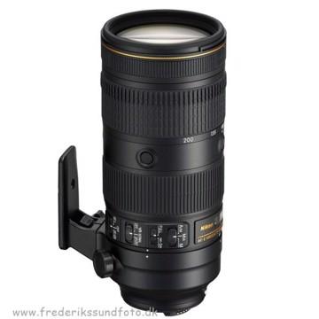 Nikon AF-S 70-200mm f2.8E FL ED VR *Cashback