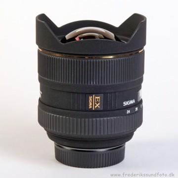 Sigma 12-24 mm f:4,5-5,6 EX DG HSM t/Nikon