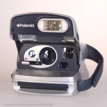 Polaroid Silver 600 kamera ..Brugt..