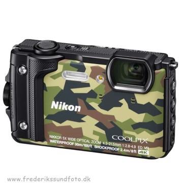 Nikon Coolpix W300 Camuflage