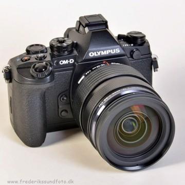 Olympus OM-D E-M1 m/12-40mm