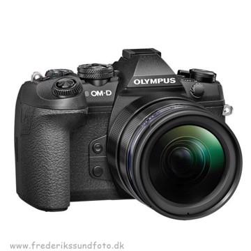 Olympus OM-D E-M1 Mark II m/12-40 inkl. HLD-9 greb