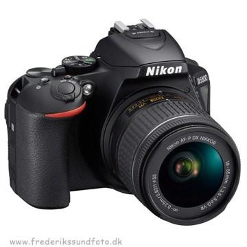 Nikon D5600 18-55mm VR Kit  *Cashback 745,-
