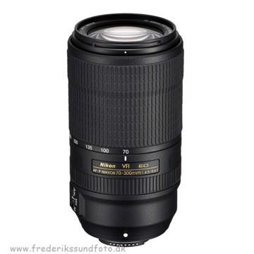 Nikon AF-P 70-300mm f/4.5-5.6E ED VR *Cashback