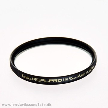 Kenko Real Pro UV filter 55mm