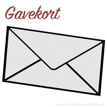 Billede af Print-selv Gavekort
