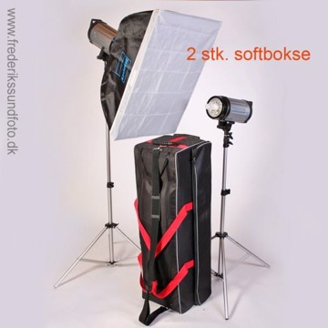 "Dörr Studio kit Pro DE 250 ""fejl på taske"""