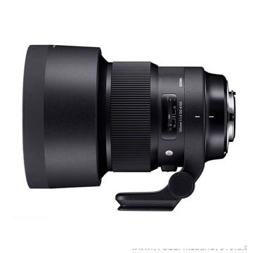 Sigma 105mm f/1.4 ART til Nikon