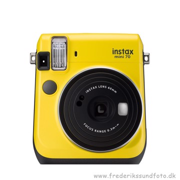 Fujifilm Instax Mini 70 Gul