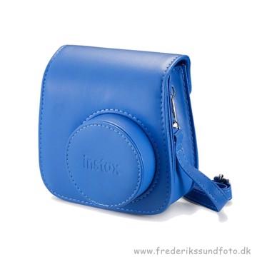 Fujifil Instax mini 9 Cobalt blue taske