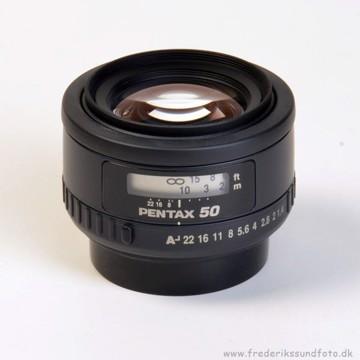 Pentax FA 50mm SMC f/1.4