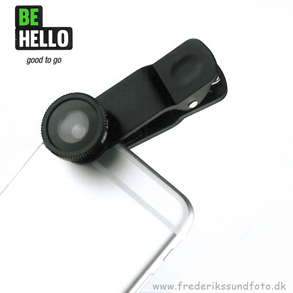 BE-HALLO 3 in 1 Lens Set