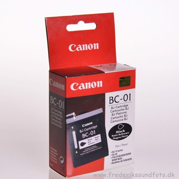 CANON BC-01 Sort blækpatron