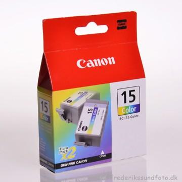 CANON BCI-15 Farve blækpatron