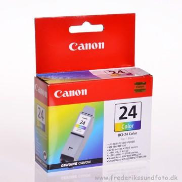 CANON BCI-24 Farve blækpatron